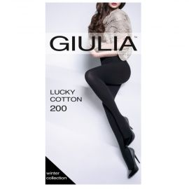 Колготки Giulia Lucky Cotton 200 den